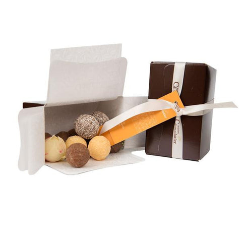 Tasty Truffles Chocolate Ballotin