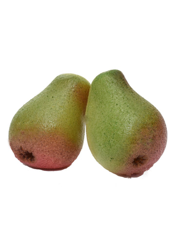 Marzipan - Pear Shaped Marzipan Fruits - 1.5 kilogram box