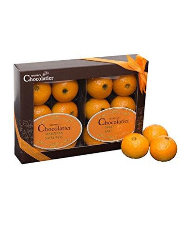 Christmas Marzipan Satsumas - Stocking Filler