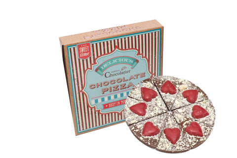 Valentine's 10Inch Chocolate Pizza