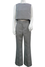 Optical Pattern Trousers  ***Collection Line***