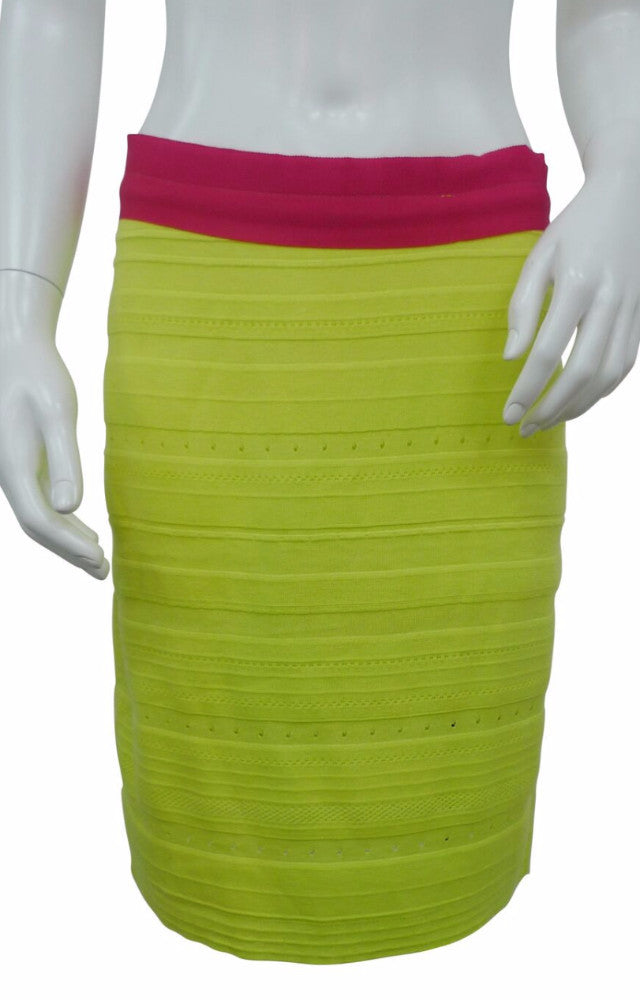 Ribbon Waistband Skirt