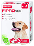 Beaphar FIPROtec Spot On Flea & Tick Treatment for Large Dogs