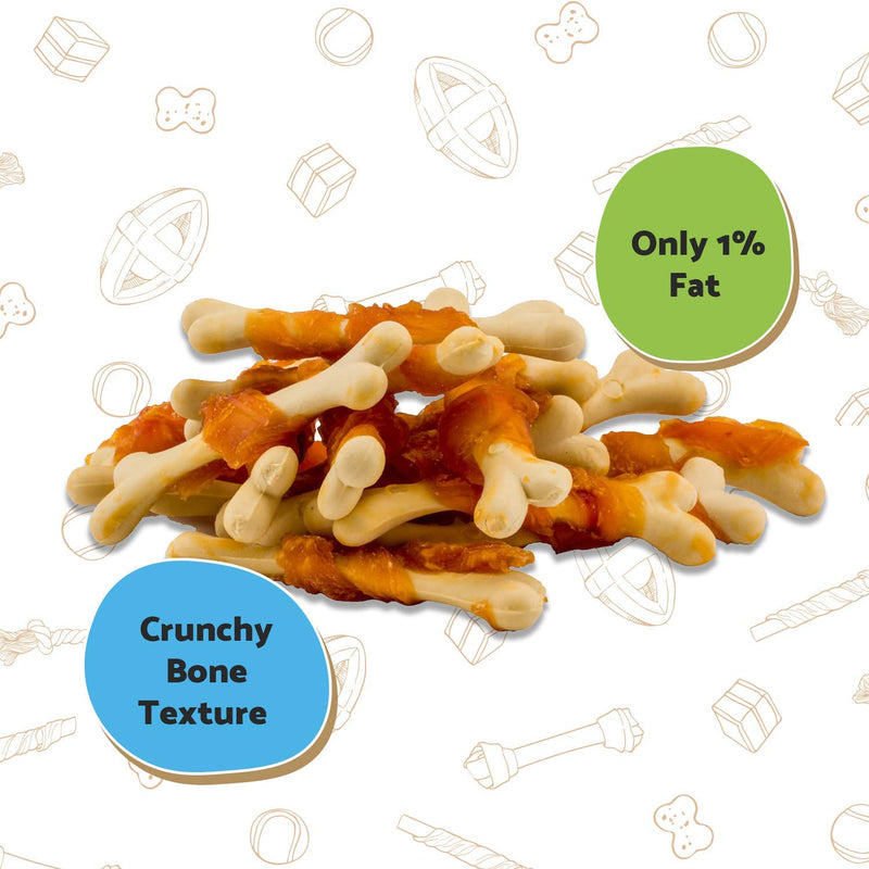 Good Boy Pawsley Crunchy Chicken & Calcium Bones 350g