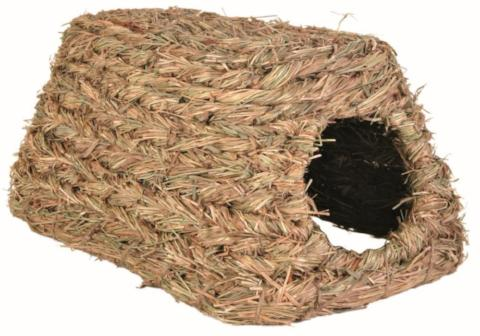 Trixie Natural Grass House For Hamsters & Mice