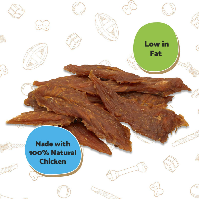 Good Boy Pawsley & Co Chewy Chicken Fillets Dog Treats 320g