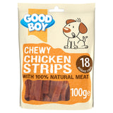 Good Boy Pawsley Chewy Chicken Strips 100g