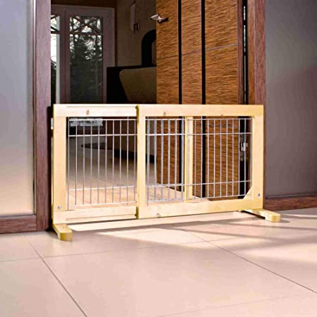 Trixie Adjustable Wood Barrier