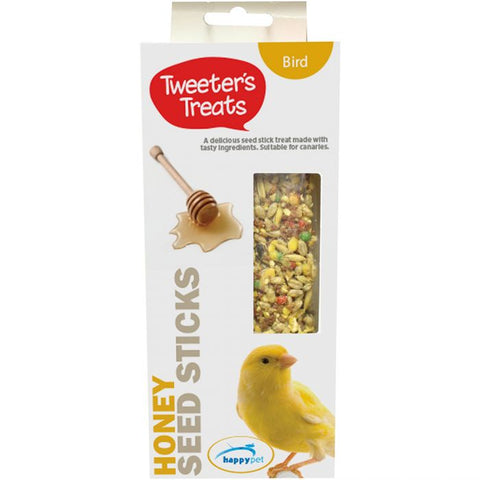 Tweeter's Treats Seed Sticks For Canaries