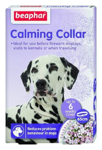Beaphar Calming Collar For Dogs-Package Pets