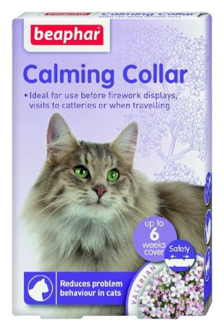 Beaphar Cat Calming Collar-Package Pets