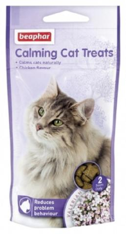 Beaphar Cat Calming Treats, 35g-Package Pets