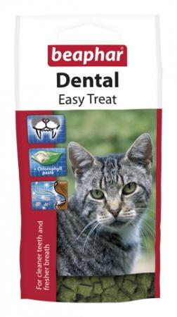 Beaphar Dental Easy Treat Cat-Package Pets