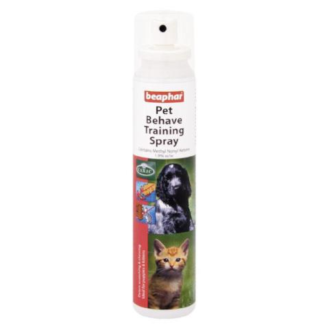 Beaphar Pet Behave Training Spray - 125ml-Package Pets