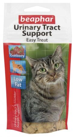 Beaphar Urinary Tract Support Easy Treat for Cats-Package Pets