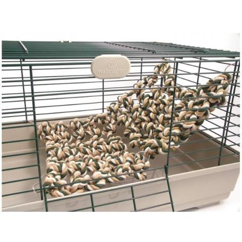 Boredom Breaker Cargo Net for Small Animals-Package Pets