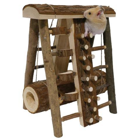 Boredom Breaker Small Animal Assault Course-Package Pets