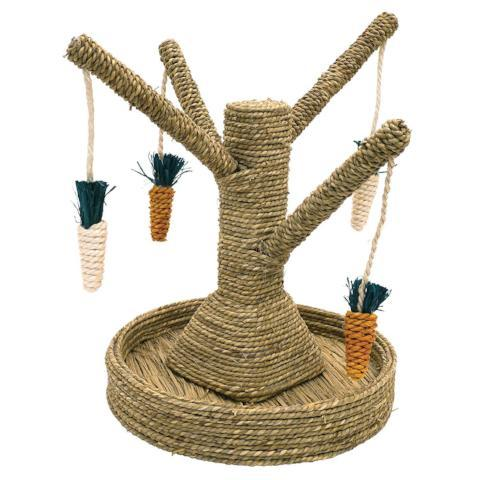 Boredom Breaker Small Animal Bunny Fun Tree-Package Pets