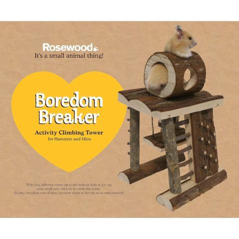Boredom Breaker Small Animal Climbing Tower-Package Pets