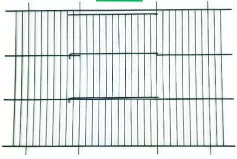 "Budgie Cage Fronts - 12"" x 18""-Package Pets"