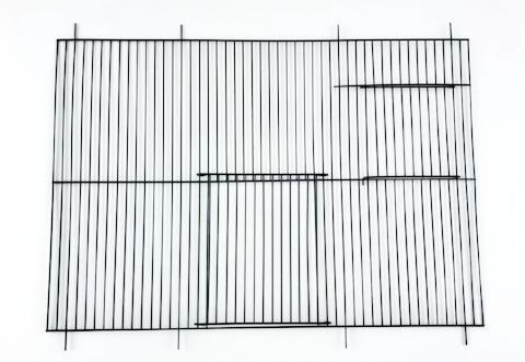"Finch Cage Fronts - 12"" x 18""-Package Pets"