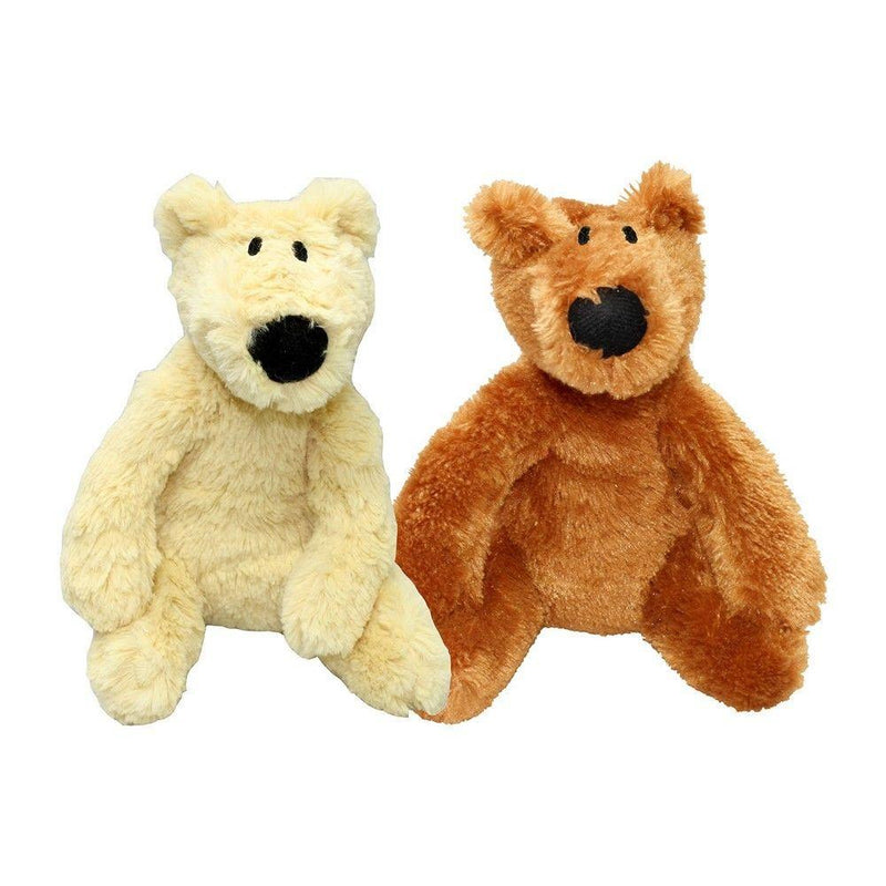 Good Boy Fluffy Bear Plush Dog Toy-Package Pets