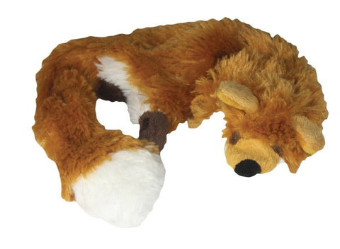 Good Boy Raggy Fox Stuffing Free Dog Toy-Package Pets
