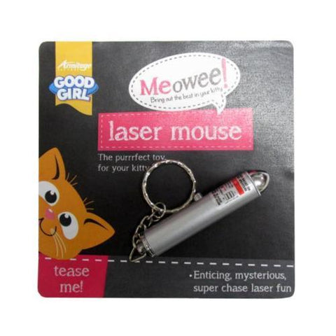 Good Girl Laser Mouse Toy-Package Pets