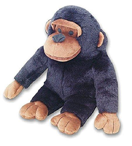 Happy Pet Chucky The Chimp Large Plush Talking Dog Toy-Package Pets