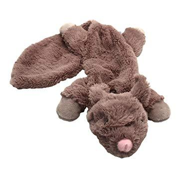 Happy Pet Unstuffed Soft Dog Toys - Chipmunk-Package Pets