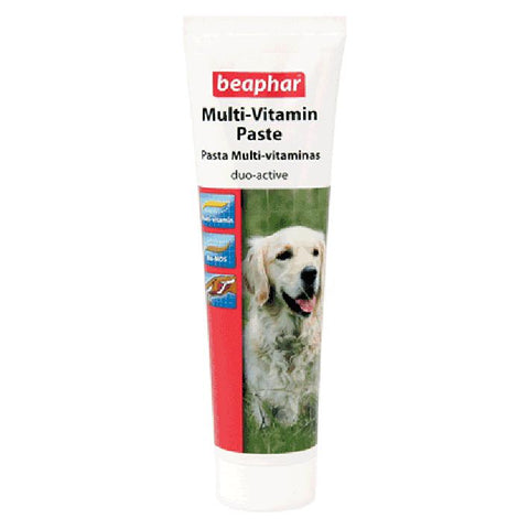 Beaphar Multi Vitamin Paste for Dogs