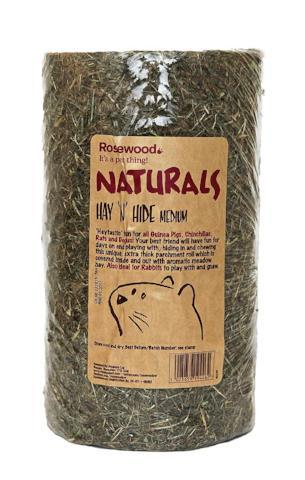 Rosewood Naturals Meadow Hay Tunnel-Package Pets