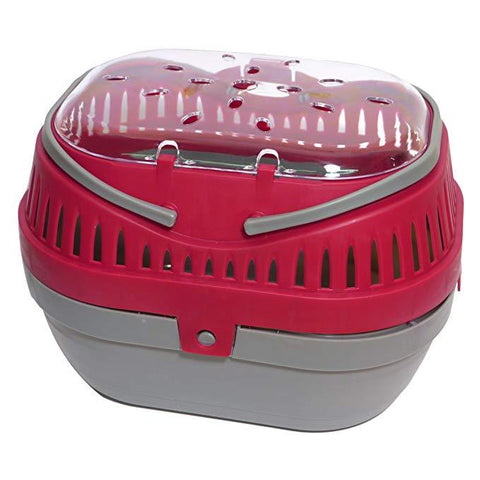 Rosewood Pet Carrier For Hamsters, Mice & Gerbils-Package Pets