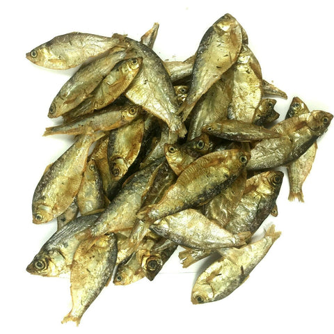Dried Whole Large Sprats Dog Fish Treats