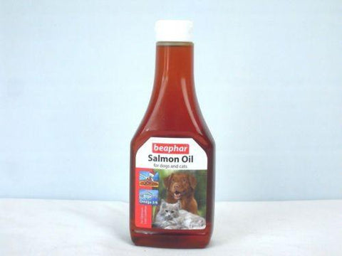 Salmon Oil for Dog and Cats-Package Pets