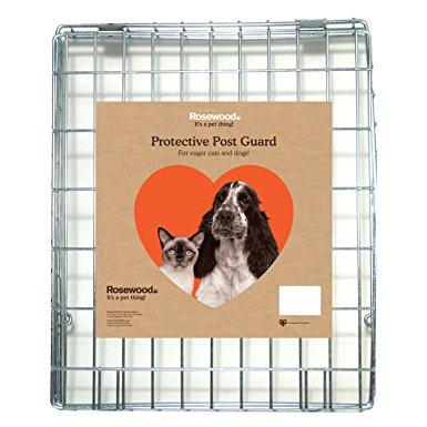 Stainless Steel Letter Box Cage To Protect Mail-Package Pets