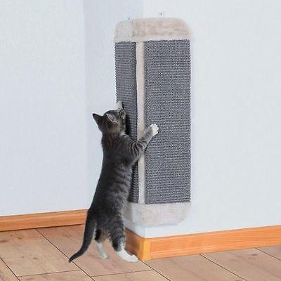 Trixie Corner Scratching Board For Cat - Light Grey-Package Pets