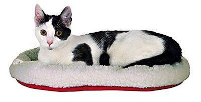 Trixie Cuddly Reversible Cat Bed - Nylon & Lambs Fur-Package Pets