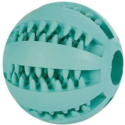 Trixie Denta Mint Flavour Rubber Chewing Ball-Package Pets
