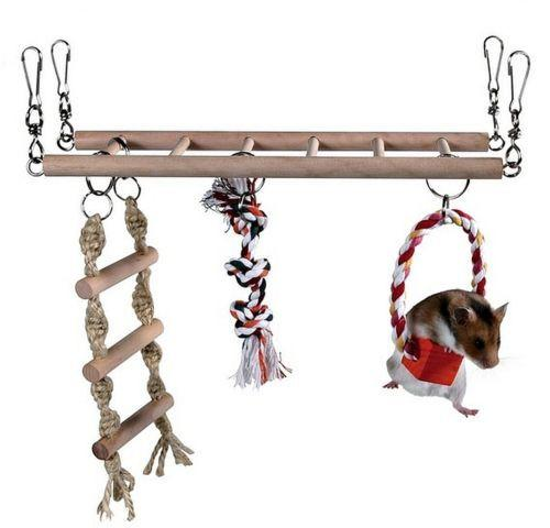 Trixie Hanging Suspension Bridge - 2 Sizes-Package Pets