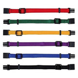 Trixie M-L Puppy Collars Set - 6 Pieces-Package Pets