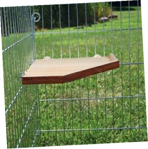 Trixie Natural Living Shelter and Platform - 3 Sizes-Package Pets