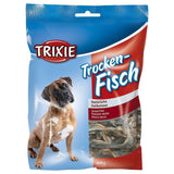 Trixie Sprats Dried Dog Fish Food - 400g-Package Pets