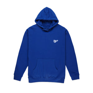 STAPLE PULL OVER HOODIE ROYAL BLUE