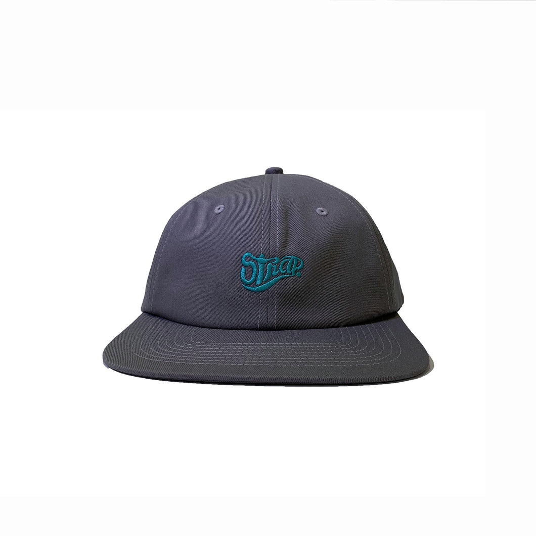 STAPLE UNSTRUCTURED HAT GREY