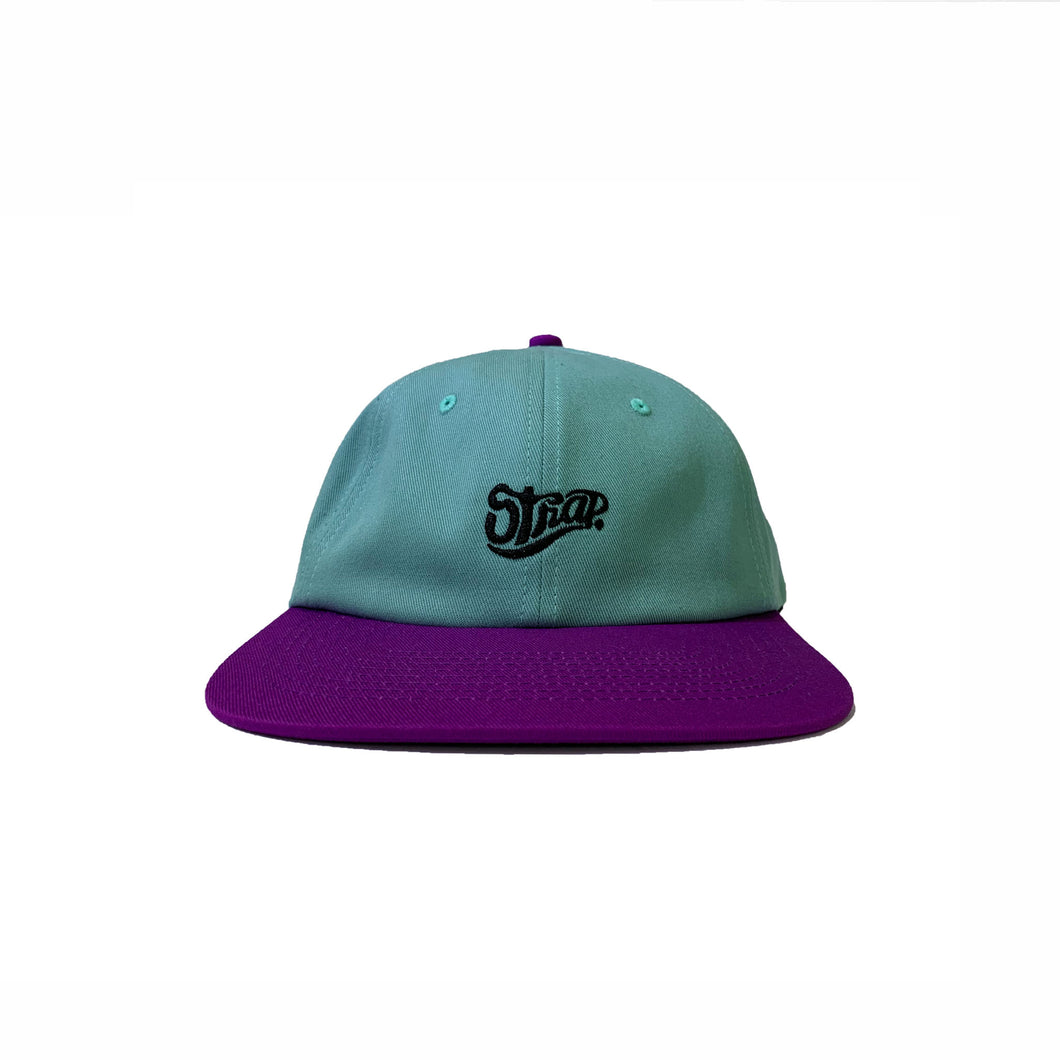 STAPLE UNSTRUCTURED HAT TEAL