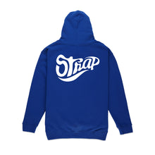 Load image into Gallery viewer, STAPLE PULL OVER HOODIE ROYAL BLUE