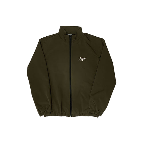 A COM ZIP-IN JACKET OLIVE