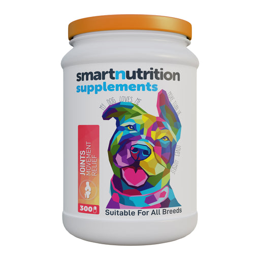 Joint & Movement Relief Capsules - SmartBreeder.com