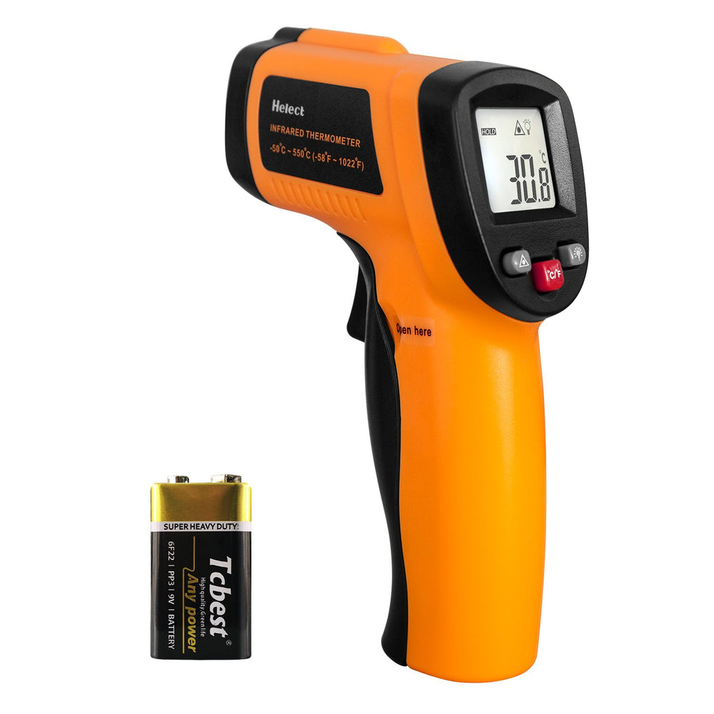 Infrared Thermometer - SmartBreeder.com